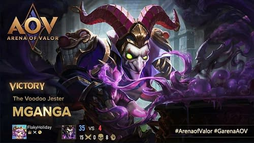Arena of Valor Mage Hero Guide Skill & Item Mganga