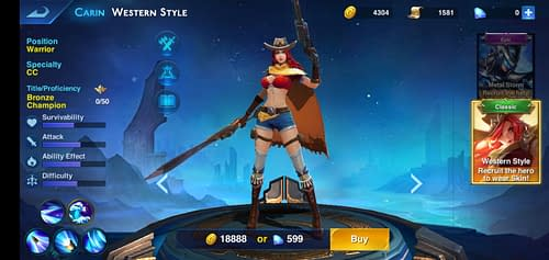 Team PvP Heroes Arena Hero Guide 2020 Carin