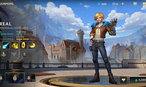 Guide Terbaru League of Legends Wild Rift untuk Hero Ezreal