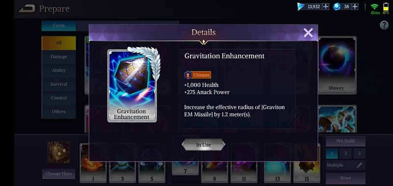 LoA Edic - Gravitation Enhancement