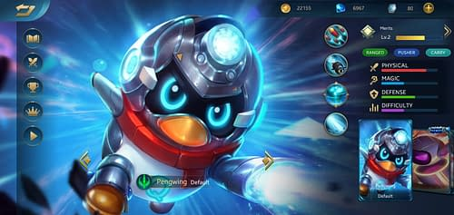 MVP Guide MOBA Heroes Evolved Pengwing