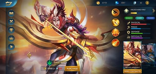 MVP Guide MOBA Heroes Evolved Solus