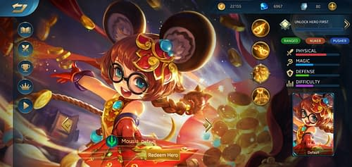 MVP Guide MOBA Heroes Evolved Mousia