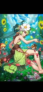 Guide Karakter dalam Guardian Tales – Leaf Fairy Aoba (Update)