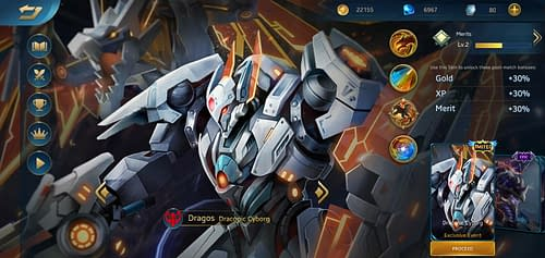 MVP Guide MOBA Heroes Evolved Dragos