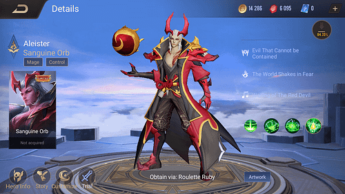 Arena of Valor Mage Hero Guide Skill & Item Aleister