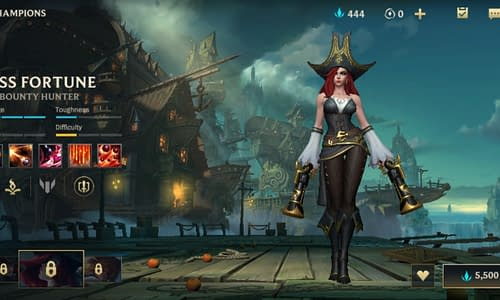 Guide Terbaru League of Legends Wild Rift untuk Hero Miss Fortune