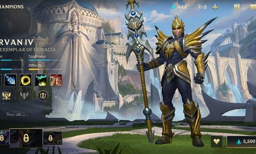 Guide Terbaru League of Legends Wild Rift untuk Hero Jarvan IV