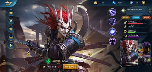 MVP Guide MOBA Heroes Evolved Daimon