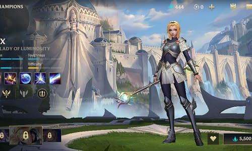 Guide Terbaru League of Legends Wild Rift untuk Hero Lux