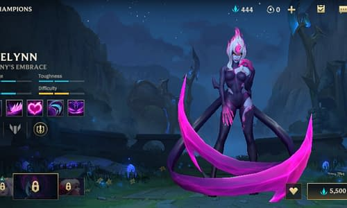 Guide Terbaru League of Legends Wild Rift untuk Hero Evelynn