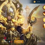 MVP Guide MOBA Heroes Evolved Apollo