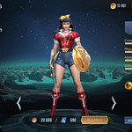 Arena of Valor Warrior Hero Wonder Woman Guide Skill & Item