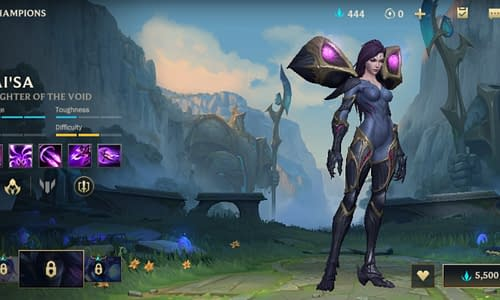 Guide Terbaru League of Legends Wild Rift untuk Hero Kai'sa