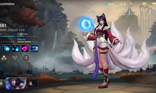Guide Terbaru League of Legends Wild Rift untuk Hero Ahri