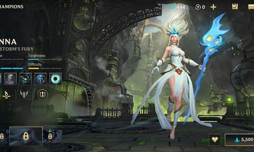 Guide Terbaru League of Legends Wild Rift untuk Hero Janna