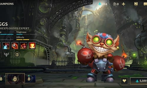 Guide Terbaru League of Legends Wild Rift untuk Hero Ziggs