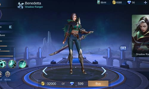 Mobile Legends Bang Bang  Hero Guide Assassin Terbaru Benedetta