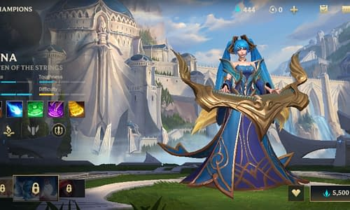 Guide Terbaru League of Legends Wild Rift untuk Hero Sona