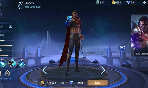 Mobile Legends Bang Bang – Hero Guide Marksman Terbaru Brody